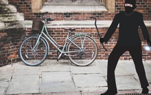Diefstalpreventie fiets