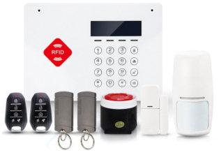 Alarmsystemen vergelijken